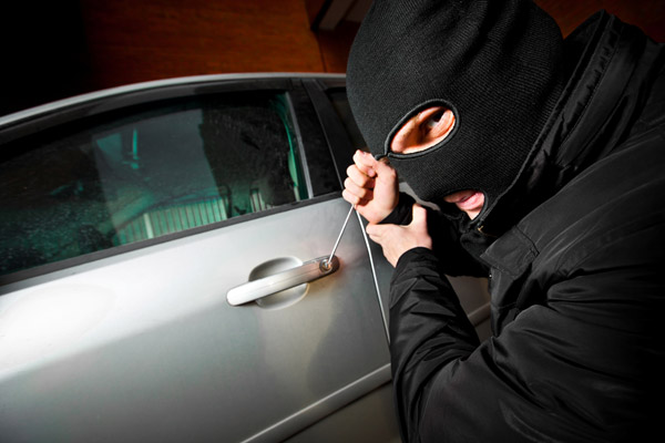 easy ways to prevent car theft