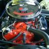 1967 impala SS engine