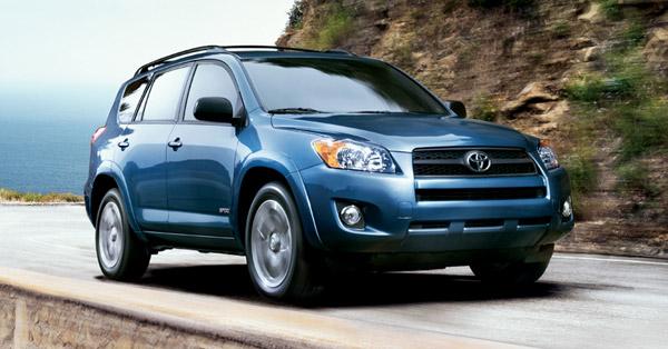 Toyota Rav4 History