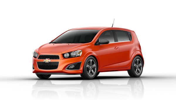 Chevy Sonic Only American Made Car On 10 Best Back To