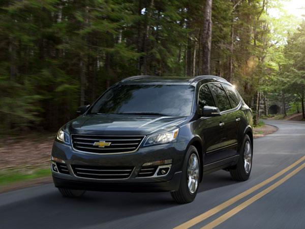 Chevrolet Traverse History