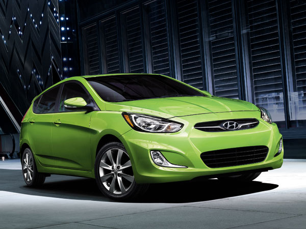 Hyundai Accent History