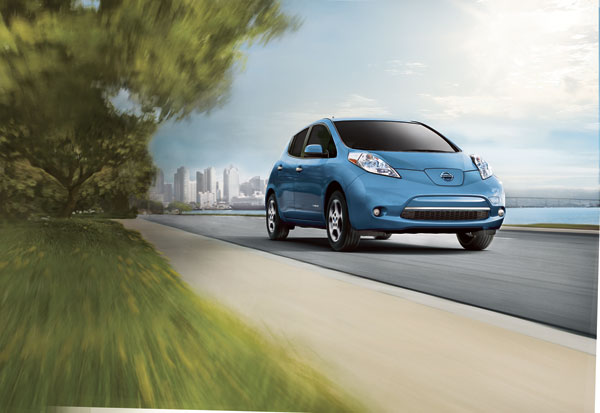Heat-Resistant Battery for the LEAF