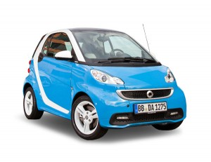 2013 Smart Pure Coupe