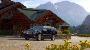 GM Recalls 2014 Chevy Suburban