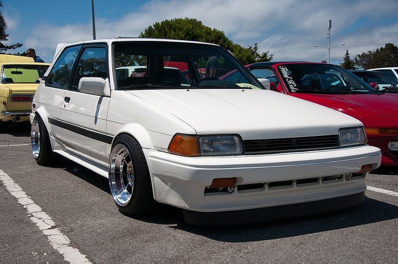 Corolla FX16