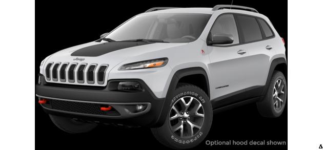 Jeep Cherokee Configurator