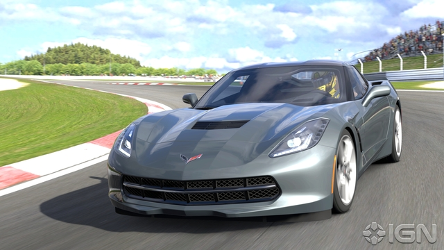 Gran Turismo 5 by IGN games.