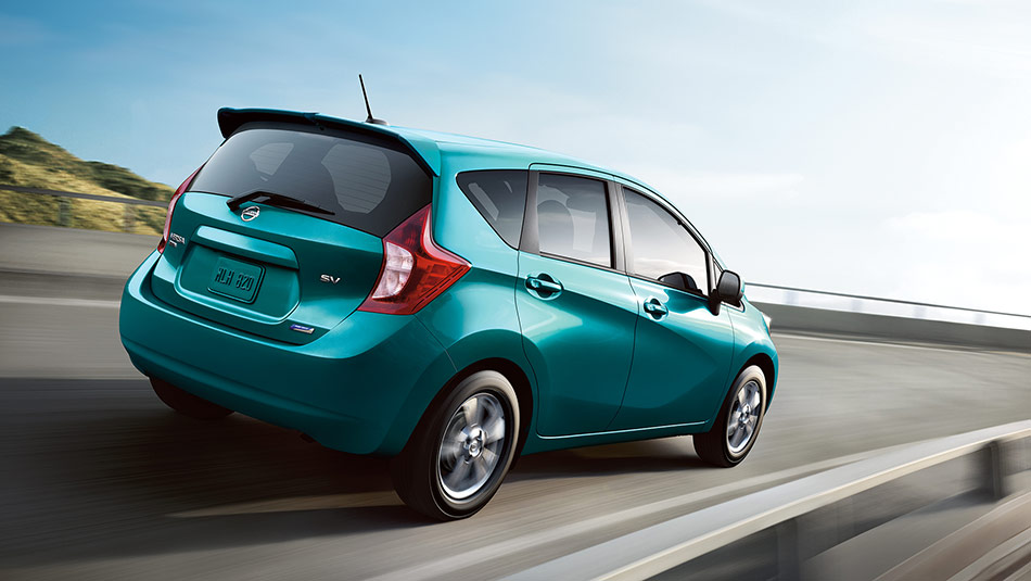 Nissan Versa Note back-to-school cars