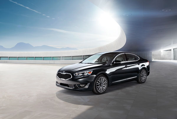 Kia Cadenza in New 'Reunion' Ad