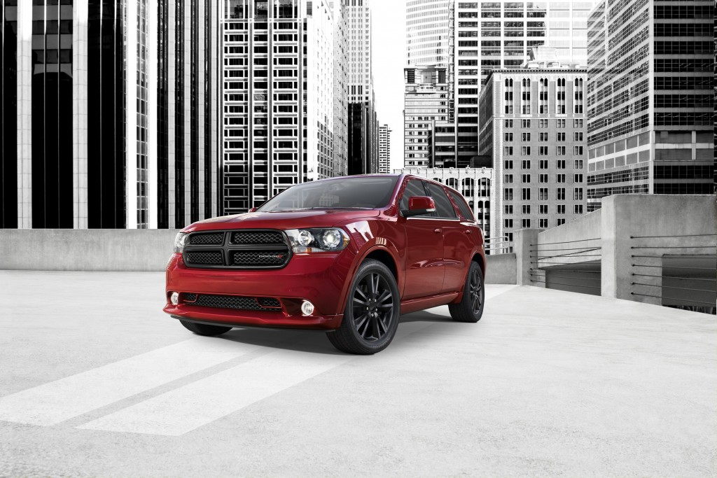 New 2014 Dodge Durango