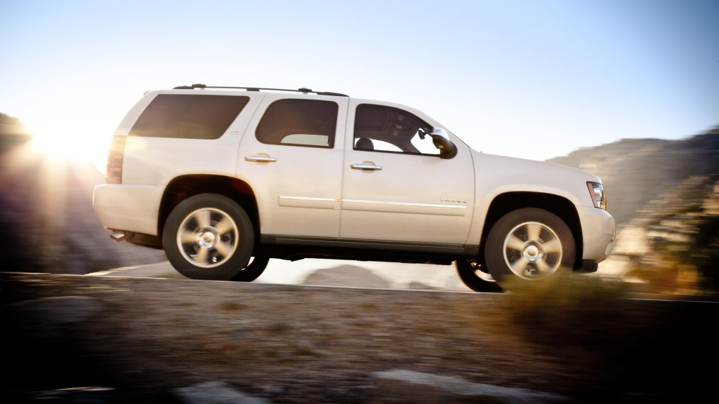 GM Off-Road SUVs: Making the Tahoe and Yukon More Off-Road ...