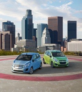 Chevrolet sponsoring The Color Run