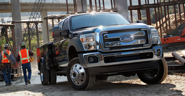 Ford F-Series Super Duty History
