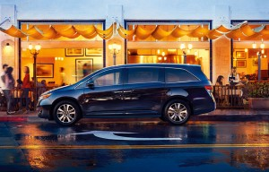 2014 Honda Odyssey - HondaVac
