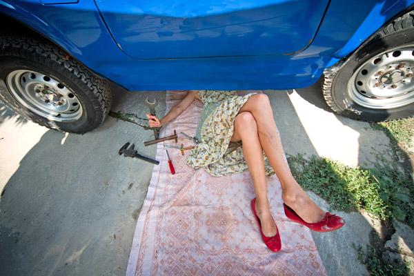 do-it-yourself car mainetenance