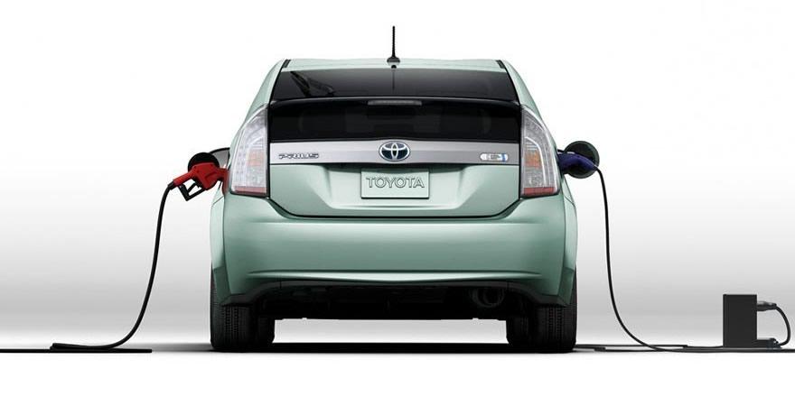 2013 Prius Plug In