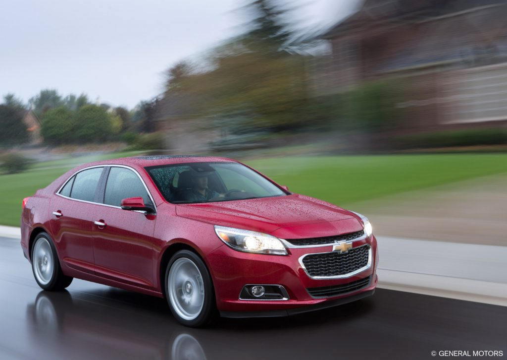 Chevy Initial Quality Study Winners Announced