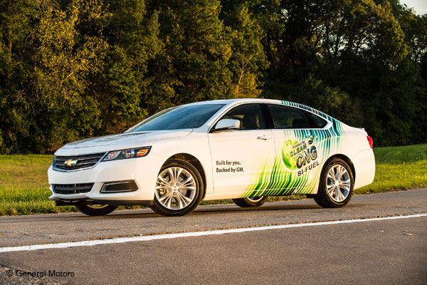EPA Approves Natural Gas Cruze and Natural Gas Sonic