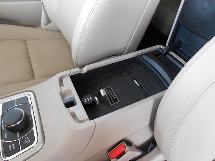 Jeep Cherokee Console Safe