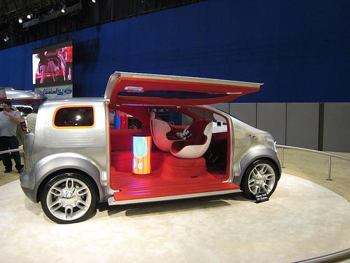 Concept Car debuts at Cleveland Auto Show