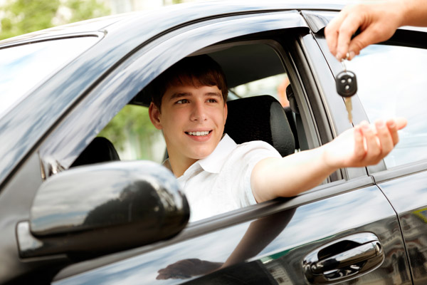 Choosing a First Car For Your Teen