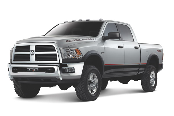 2012 RAM 2500 - Ram pickup truck recall