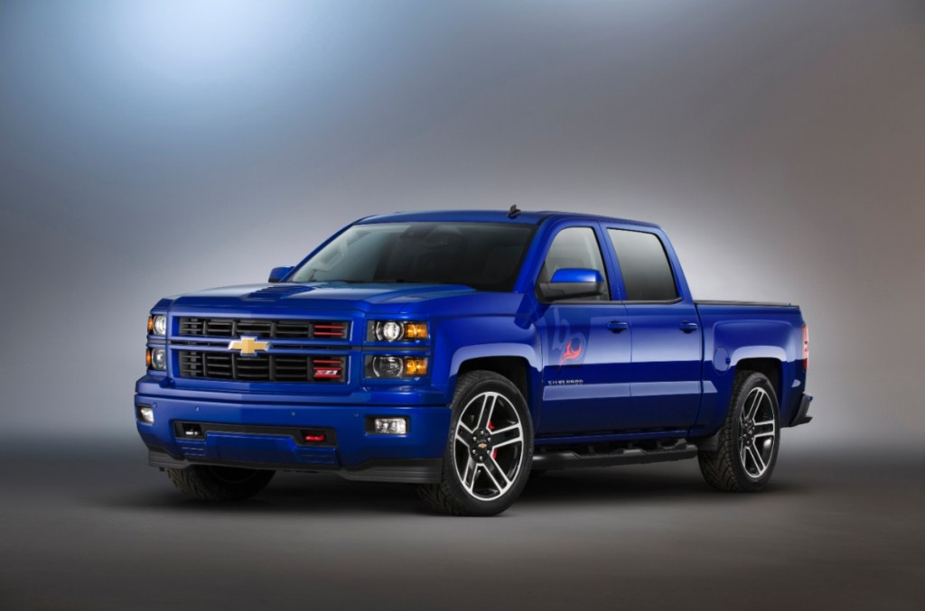 Chevy truck concept photos