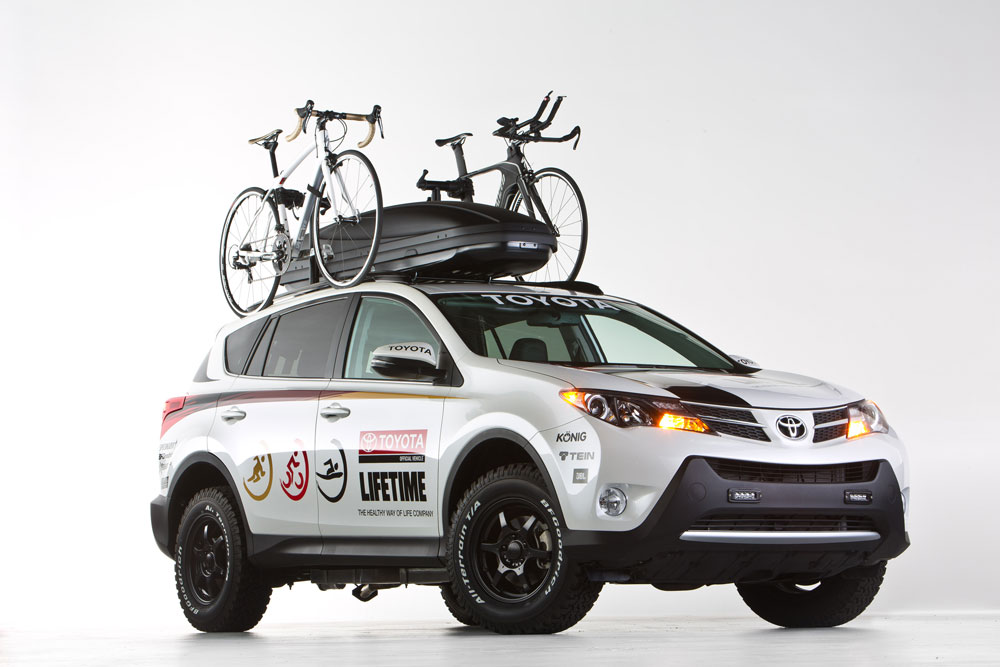 Toyota LifeTime Fitness RAV4