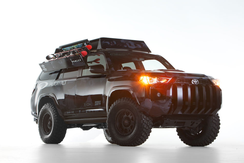 Ultimate Dream Ski 4Runner