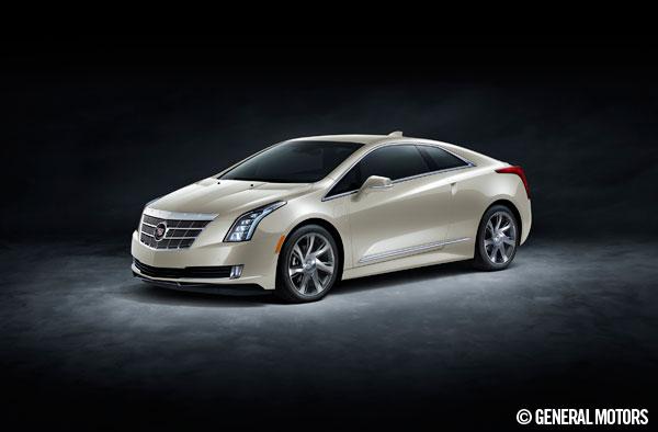 2014 Cadillac Saks Fifth Avenue ELR