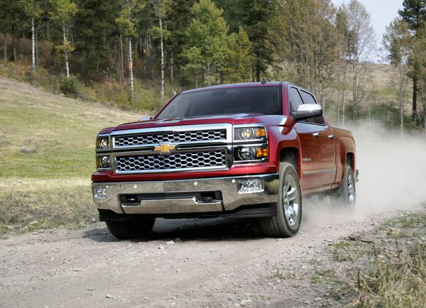 GM October sales up thanks to 2014 Silverado