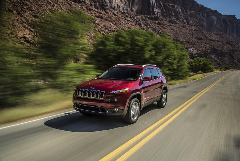 2014 Jeep Cherokee ad