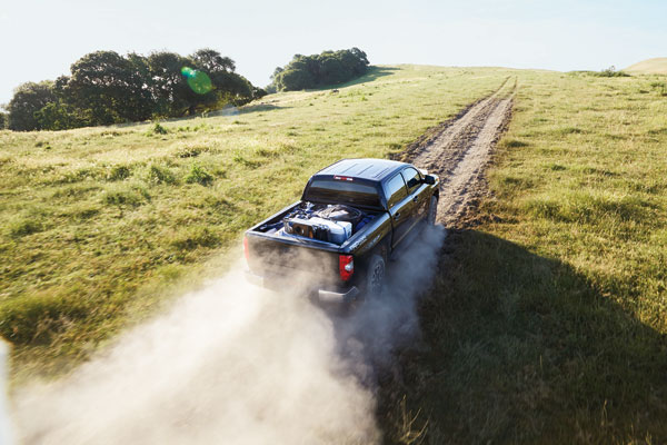 The Toyota Tundra has been praised as an amazing vehicle that is part of Toyota's Cars for Good program.