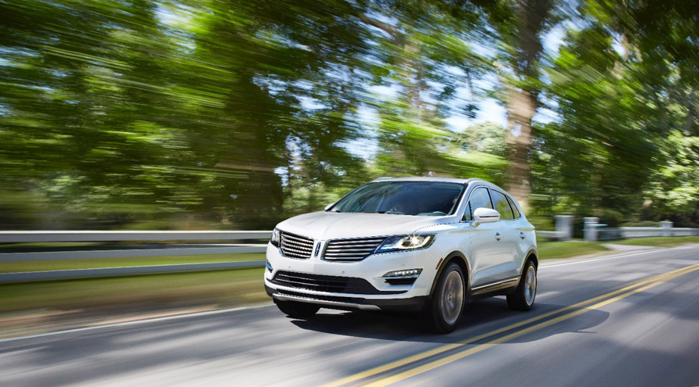 2015 Lincoln MKC offers the best Lincoln Experiences