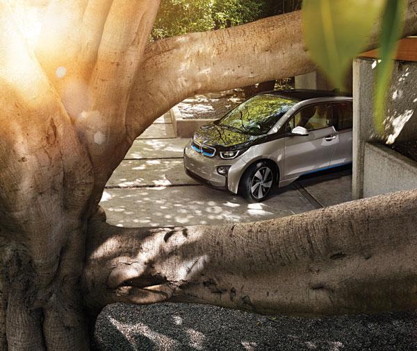 BMW 360 electric portfolio