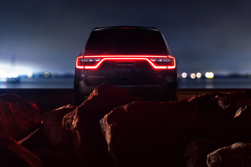 Just What Makes Dodge Taillights Look So Cool The News