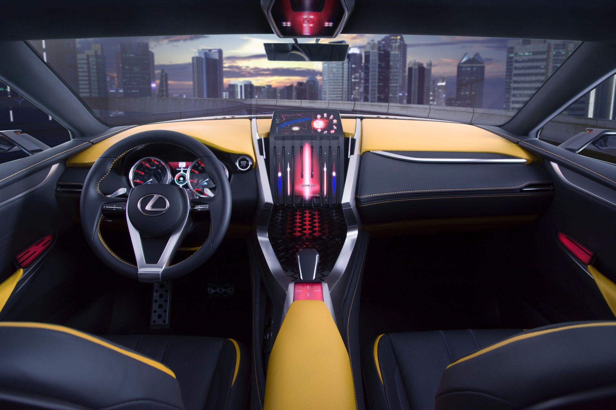 Lexus at Tokyo Motor Show