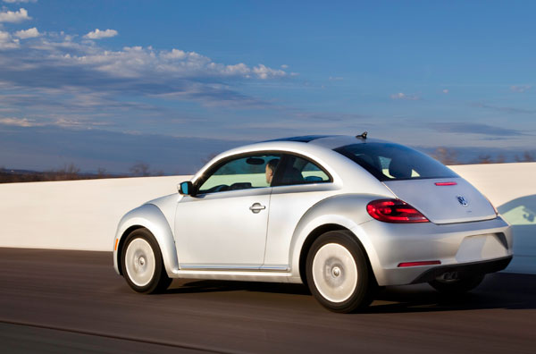 What Your Car Says About You Beetle