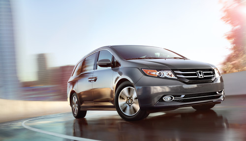 What Your Car Says About You Odyssey
