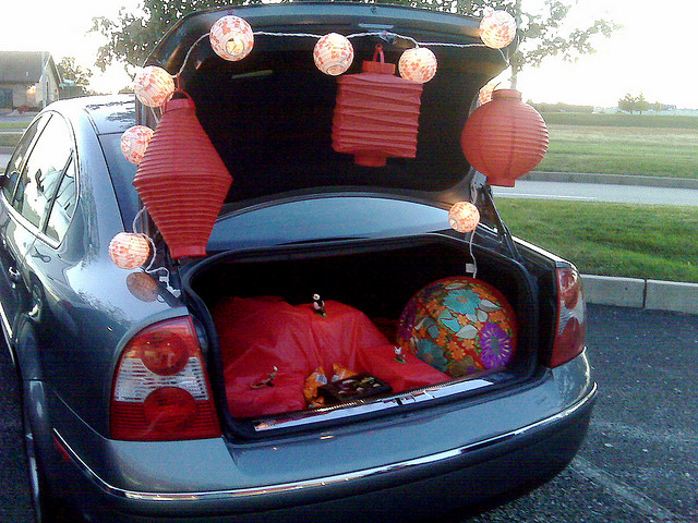 trunk or treat trunk
