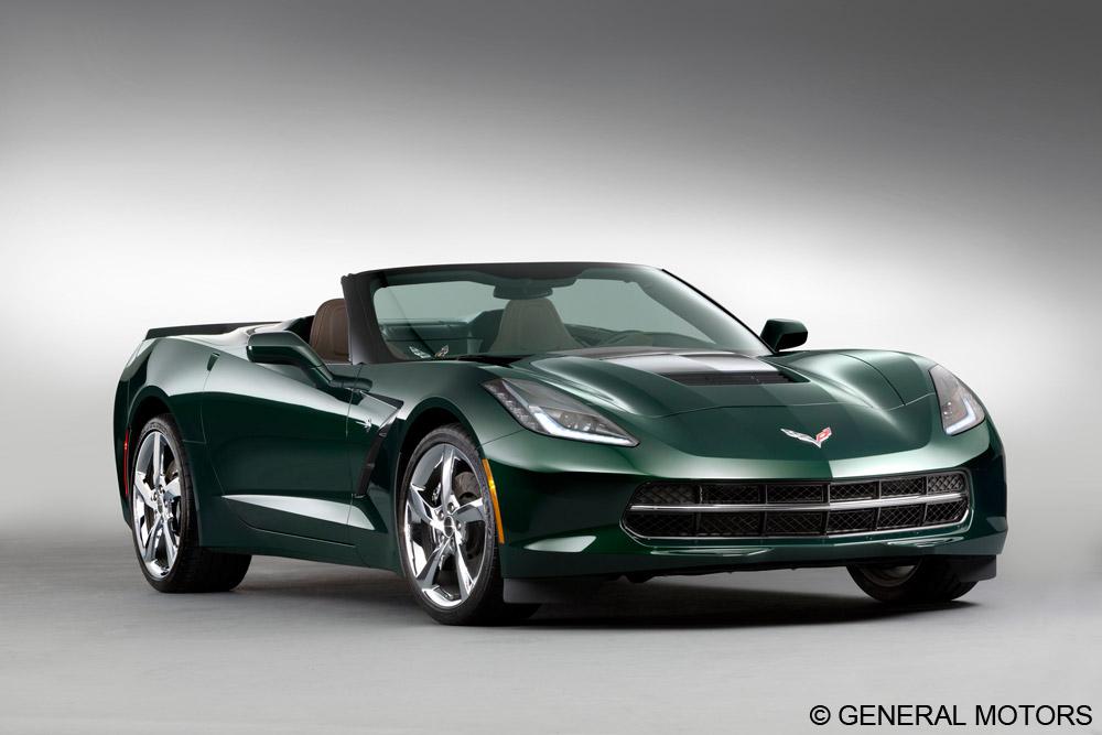 Corvette Stingray gifts