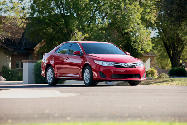 Toyota Camry's reign