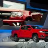 2015 Chevrolet Colorado debut