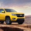 2015 Chevy Colorado Color Options Rally Yellow