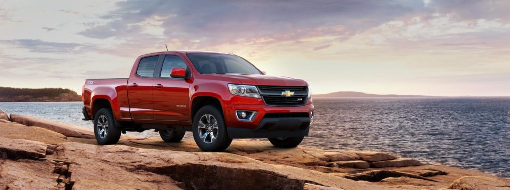 2015 Chevy Colorado Color Options Red Hot
