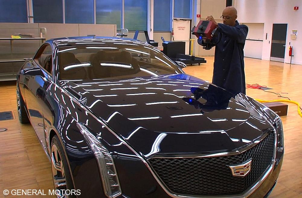 Elmiraj concept car