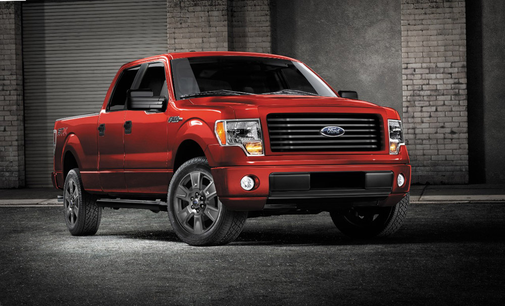 Ford Holiday Sales