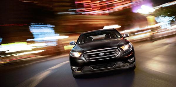 Ford Taurus History