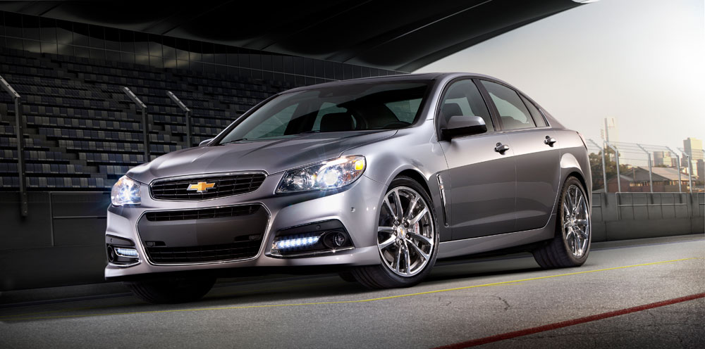 Jeff Gordon Chevrolet >> Customized Jeff Gordon Chevy Ss Wows At 2013 Sema Show The News Wheel